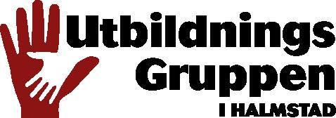 Utbildnings-gruppen i Halmstad Logo